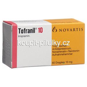 Koupit tofranil v Praze