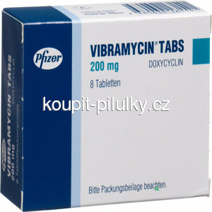 Koupit vibramycin v Praze
